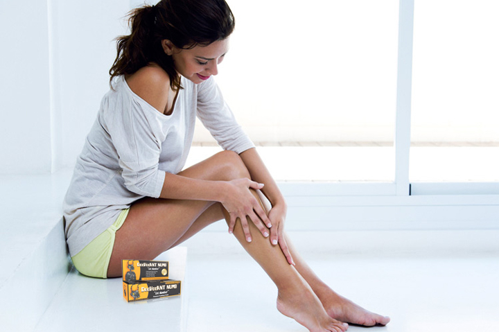 Use Deeveeant Numb Waxing Numbing Cream & These Handy Tips